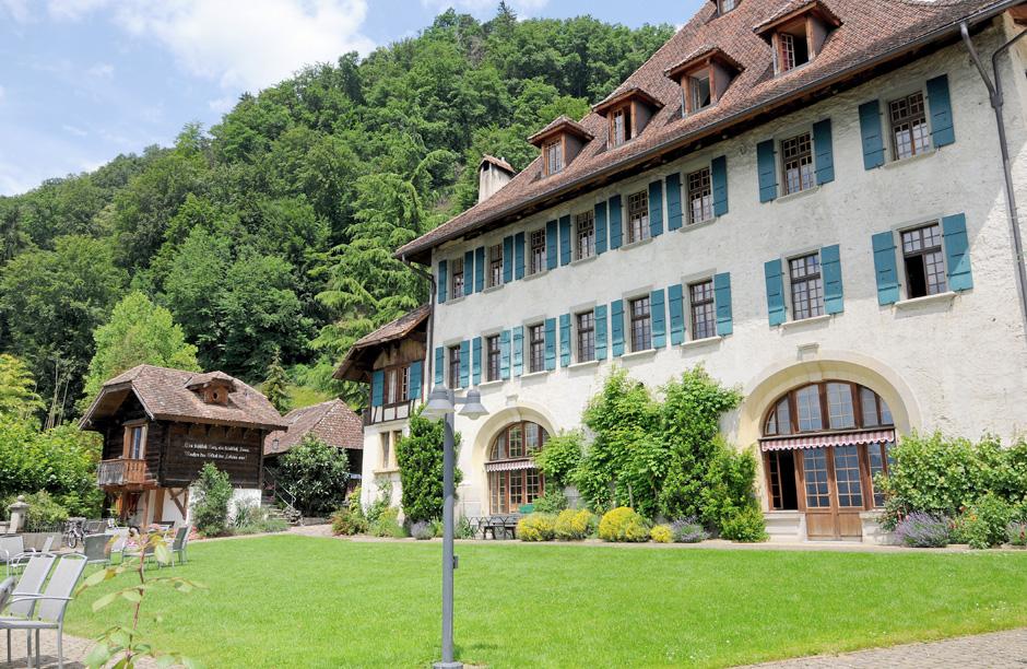 Schloss Ralligen am Thunersee